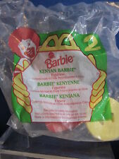 McDonalds 1995 Happy Meal Toy Barbie Kenyan Barbie #2