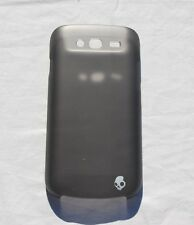 2014 NIB SKULLCANDY GALAXY S BLAZE 4G SHELL PHONE COVER dark grey $25