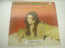 FERNANDO ALBUERNE cuando me enamoro LP.3118  (Brand new sealed)