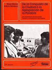 Alfaro Moreno De la conquista  Educacion Popular Mujer