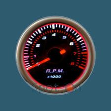 "2"" Tachometer 8000 RPM 12 Volt Smoke Lens Back Lit - 90 series"