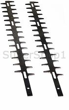 """Pair Of 550mm (22"""") Hedge Trimmer Blades For Tanaka - Rep 6687079 1203228721"""