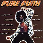 Various Artists : Pure Funk / Various Soul/R & B 1 Disc Cd