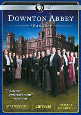 Downton Abbey: Series Three (DVD, 2013, 3-Disc Set)