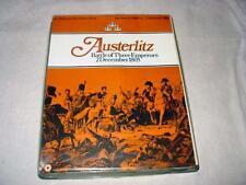 SPI 1973 - Austerlitz - Napoleon's Battle of Three Emperors 2 December 1805 (PUN