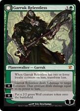 GARRUK RELENTLESS Innistrad MTG Green Planeswalker MYTHIC RARE