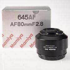 Mamiya 645 AFD 80mm f 2,8  - come nuovo!  Like New!
