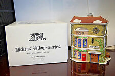 Department 56 Dickens Village - Kings Road Post Office 58017  X781