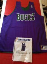 b6fd27cd3174 Glenn Robinson c 1994-2002 Milwaukee Bucks Practice Game Worn Jersey