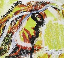 CALIFORNIA BREED – CALIFORNIA BREED Deluxe CD & DVD (NEW/SEALED) Glenn Hughes