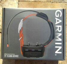 🌟🎈 GARMIN TT15 GPS Dog Device Tracking and Training Collar 010-01041-80 🌟
