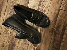 Boy's Faded Glory Penny Loafers Shoes, sz11