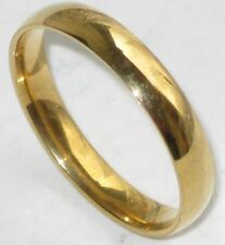 Yellow Gold Plated Unbranded Fine Rings