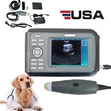 Handscan Veterinary Ultrasound Scanner Handheld Machine For Pregnancy Animal Fda