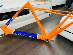 Holdsworth super professional bike frame, size Small, orange, brand new RRP 1199