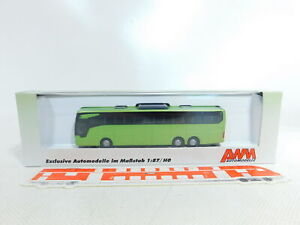 BX352-0, 5 # AWM 1:87 / H0 Travel Bus MB Tourismo M/3 Promo Iaa ?, Mint+Box