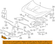 MITSUBISHI OEM 10-15 Lancer Hood-Lock Latch 5908A010