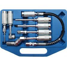 Adapter und Zubehörsatz für Fettpressen Kartuschenpresse, 7-tlg. BGS 3142