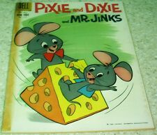HannaBarbera Pixie & Dixie 1112 FN+( 6.5) High Grade Dell FileCopy 30% off Guide