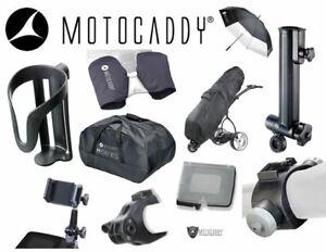 2021 Motocaddy Accessories **WIDE RANGE**