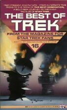 The Best of Star Trek 16 Paperback Book 1st Print 1991 NEAR MINT UNREAD