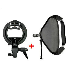 GODOX 60cmx60cm S-Type Bracket Bowens Mount Holder softbox fr speedlite flash