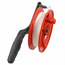Outdoor Wheel Kite Winder Tool Reel Handle W/100CMTwisted String Line Red