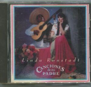 CD Linda Ronstadt: Canzones de mi Padre (Asylum) 1987