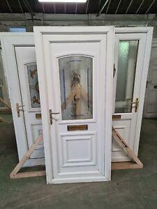Upvc Front Door 920mm X 2060mm (Reduce The 890mm)
