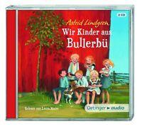 ASTRID LINDGREN - WIR KINDER AUS BULLERBÜ 2 CD NEU
