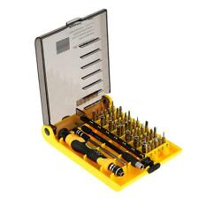 45in1 Professional Hardware Screw Driver Precise Manual Tool Kit Interchangeable