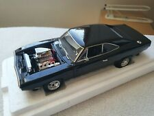 1/18 DODGE CHARGER 1970 FAST & FURIOUS 1:18 HOT WHEELS ELITE