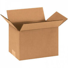 9  x 6  x 6 25 Pack Shipping Packaging Cardboard Corrugated Boxes For Mailing