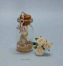 MESSAGE IN A BOTTLE TRADITIONAL GIFT + CLIP ON CHARM