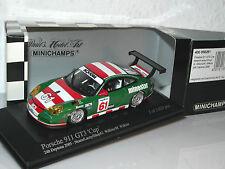 Minichamps 400056261 Porsche 911 GT3 Cup, Daytona 2005, Nearn/Lacey #61, 1/43
