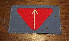 Ancien insigne scout scoutisme flèche