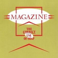 Magazine - The Correct Use of Soap - New 180g Vinyl LP