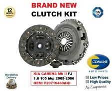 FOR KIA CARENS Mk II FJ 1.6 105 bhp 2005-2006 BRAND NEW CLUTCH KIT F20716460AKI