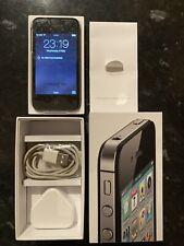 Apple iPhone 4s - 16GB - Black (Sprint) A1387 (CDMA + GSM)