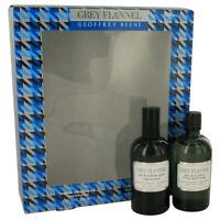 Grey Flannel Cologne by Geoffrey Beene, Gift Set  4 oz Eau De Toilette Spray ...