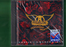 AEROSMITH - PERMANENT VACATION CD NUOVO SIGILLATO