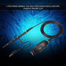 P6500 500MHz 10X High Precision Oscilloscope Passive Probe Clip Kit el