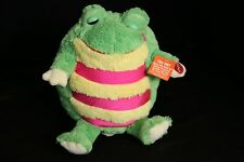 MushaBelly Snoozems (Jay At Play) Animated Frog Plush Toy Doll