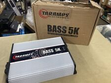 Taramps Bass5K Mono 1 Ohm Car Subwoofer Amplifier - Refurbished Amp - 5000W Rms!
