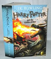 *Harry Potter and the Goblet Of Fire, J.K Rowling PB,  2014, Harry Potter