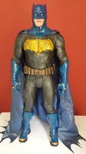 """1/4 scale Large Classic Batman figure Justice League Jakks 20"""" 19"""" Neca size"""