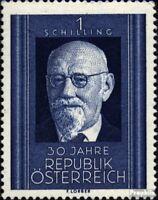 Österreich 927 (kompl.Ausg.) postfrisch 1948 Karl Renner