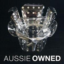 POLKA DOT GIFT BASKET - | Hamper Basket With Bow | Flower | Wholesale