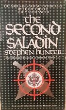 The Second Saladin (Paul Chardy) by Stephen Hunter (1984, Paperback)