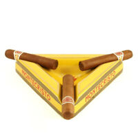 "Stunning Triangle Montecristo Cigar Ashtray Home "" Kitchen"